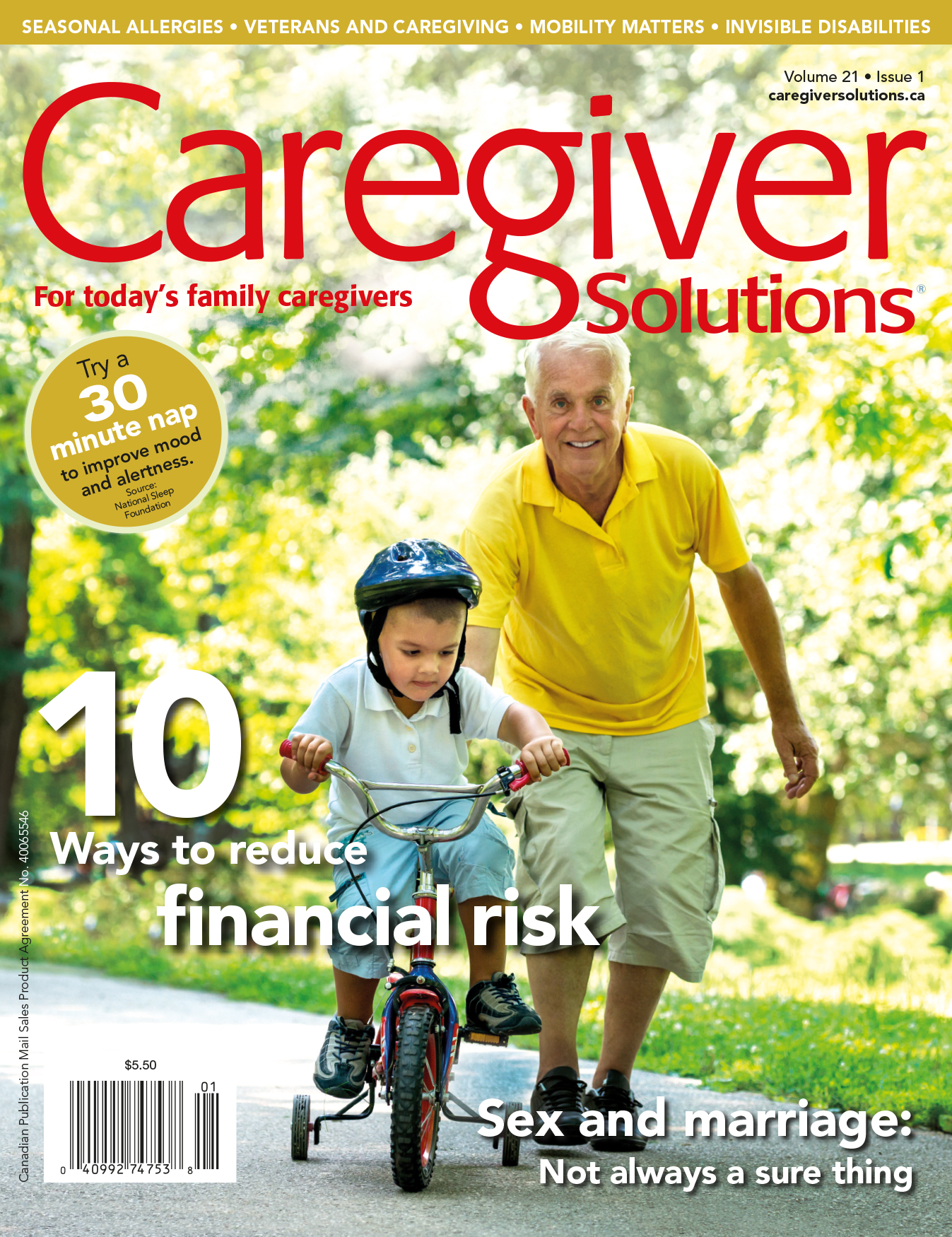 Caregiver Solutions Spg2019_cover