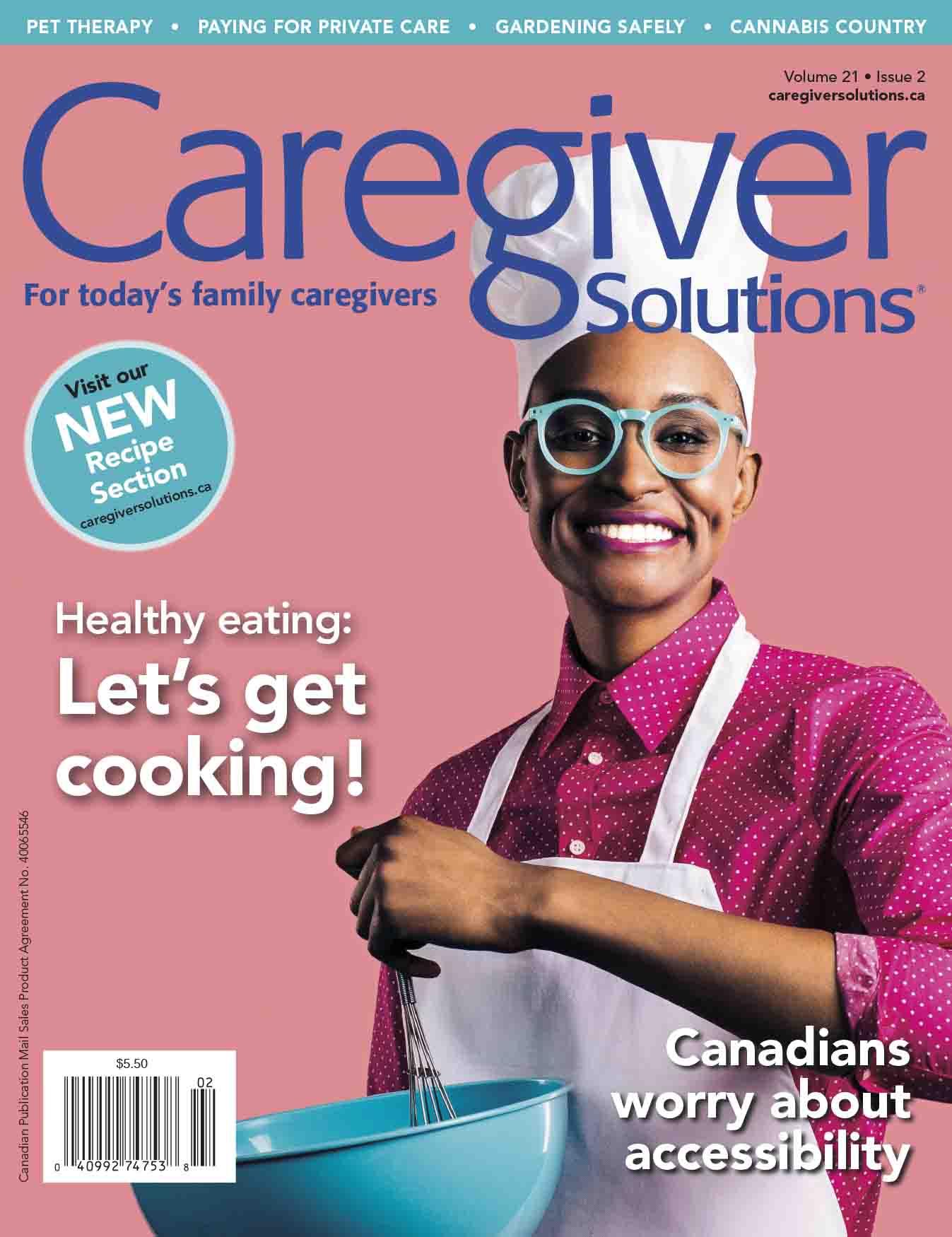 Caregiver Solutions Sum2019_cover