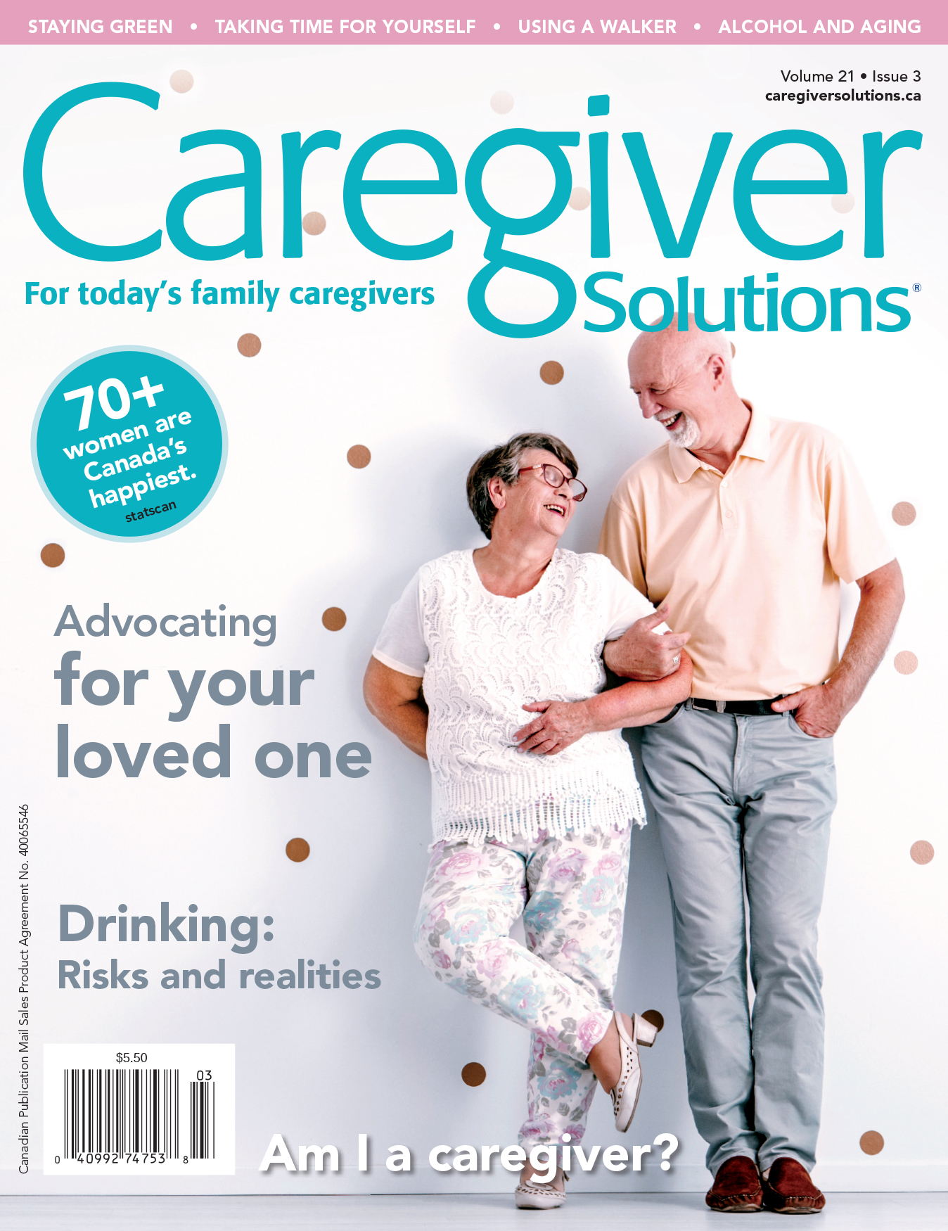 Caregiver Solutions Fall2019_cover