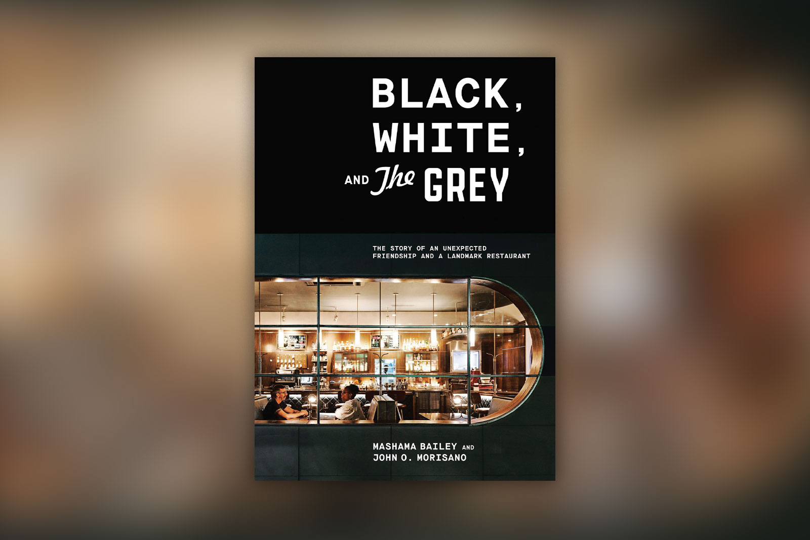 Black, White and the Grey Book cover
