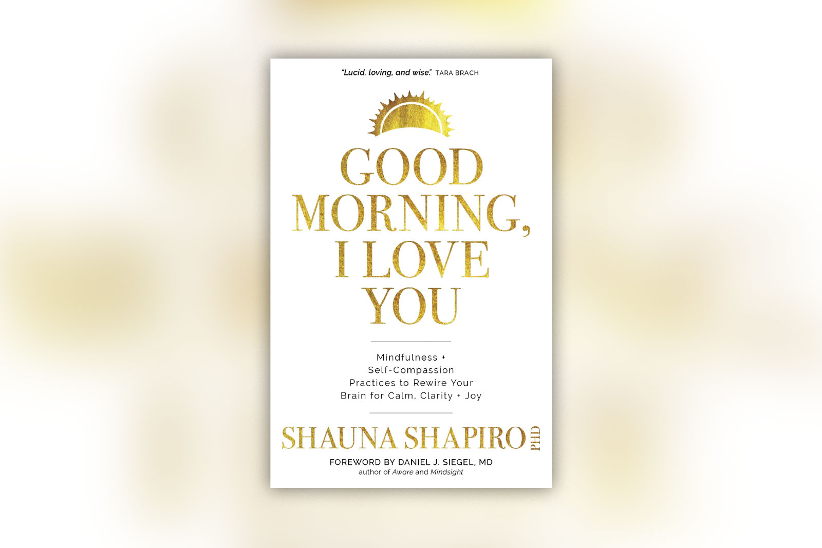 Good Morning book cover