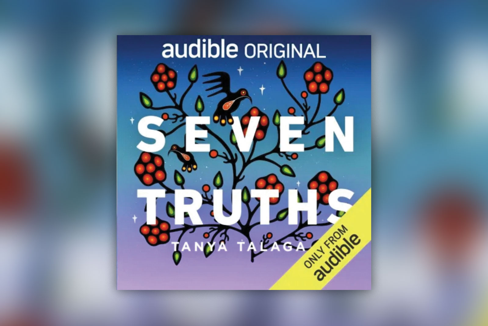 seven truths book cover