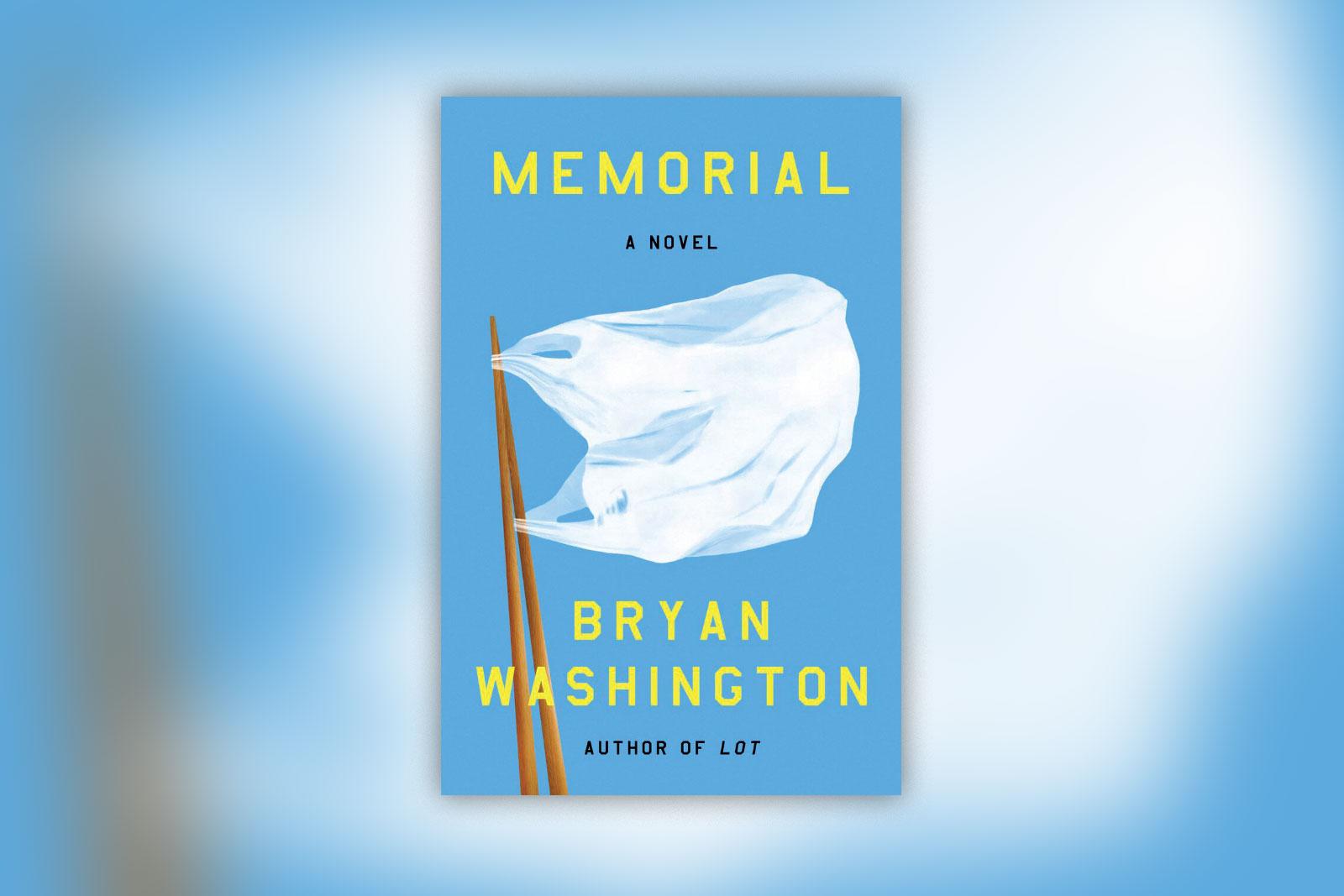 Memorial book cover